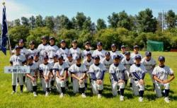 全日本リトル野球協会リトルシニア北海道連盟 札幌円山シニア球団
