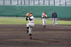 岩見沢シニア 高田選手