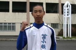 桑田大輔選手(苫小牧シニア球団)
