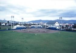 比布町営球場