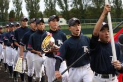 全日本少年春季軟式野球大会北海道予選より