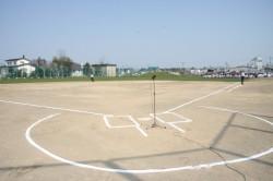 米こめ広場・東米里はやぶさ球場