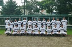 中標津支部代表の広陵中学校の選手たち(写真:チーム提供)