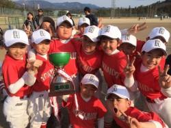 平成28年に出場した北海道チャンピオンシップ選抜の選手たち(写真:チーム提供)