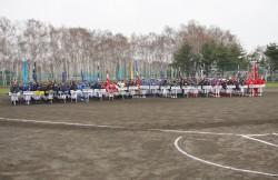 産直旗(開会式)