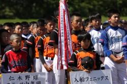 全日本学童南大会・開会式の様子