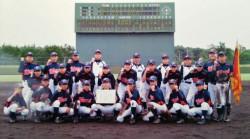 代表の由仁中学校クラブ(写真:チーム提供)