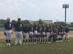 筑後川旗初戦の2回戦を4-0で勝利した青葉スターズ(写真:チーム提供)