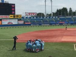 東16丁目フリッパーズ、全日本学童・準々決勝より(写真:チーム提供)
