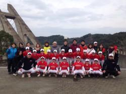 北海道チャンピオンシップ選抜チームの皆さん(写真:選抜メンバー父母提供)