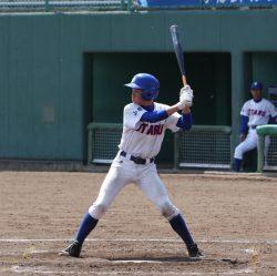 萩田選手(小樽シニア)